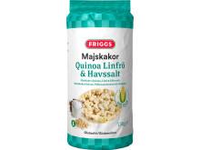 Majskakor Quinoa Linfrö & Havssalt