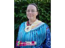 Maria Hurri Nilsson, distriktssköterska vid Norrskenets hälsocentral i Karesuando.