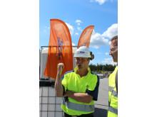 Håkan Nykvist, Technical Manager Nordic hos Master Builders Solutions