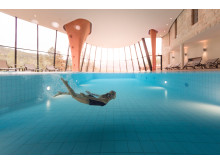 Grand Hotel Kronenhof Spa Indoor Pool