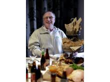 Kom och träffa Sven-Erik från Nibble gårdsgris. Prata hållbarhet och smaka på god mat.