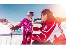 Familien-Ski-Urlaub in Grächen (Wallis)