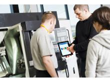 Operatörsunderhåll i mobila enheter