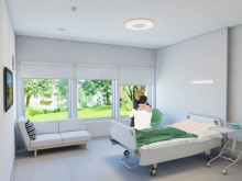 Eira patient room
