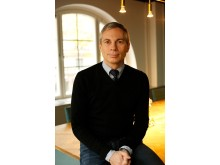 Daniel Wetterling, HR-chef på BDO