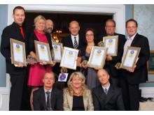 Årets Vinnare på Sweden Hotels Gala 2010
