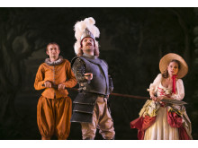 Pressbilder / Press pictures - Orlando paladino - Drottningholms Slottsteater 2012