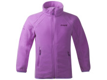 Bolga Kids Jacket - Light Heather
