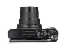 PowerShot SX730 HS lens out