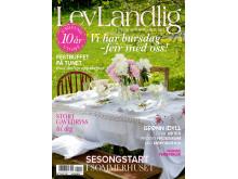 Cover av LevLandligs jubileumscover