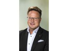 Jan-Erik Sandh, affärsområdeschef Botkyrkabyggen