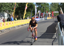 Sondre Holst Enger angriper med to runder igjen av NM U23
