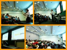 Sharing @ Singapore University of Technology & Design – 23 Jan 2013