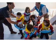 Räddningsaktion på Medelhavet