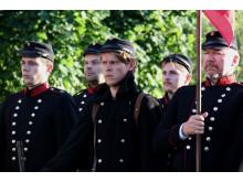 """Soldater - """"1864 - den sande historie"""" på Frilandsmuseet"""