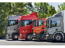 Scania Truck Range 3