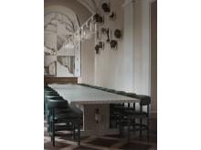 Interiör restaurangen Nationalmuseum