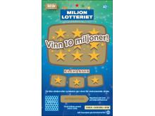 Miljonlotteriets skraplott 2014