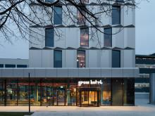 Fasade Best Western Plus Grow Hotel