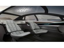Audi Aicon (Augmented White) interiør