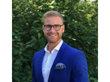 Johannes Eriksson, Head of Sales Smart Video