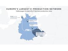 Europas största e-produktionsnätverk.