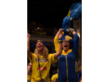PRESSBILD: Sverige - Bosnia & Hercegovina 14 september