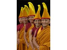 Tashi Lhunpo Monks