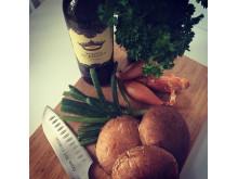 Terra di brolio + ingredienser