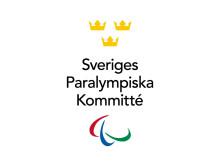Sveriges Paralympiska Kommittés logotyp