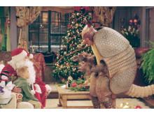 Vänners julkalender startar 10 december 18.30 i Kanal 5.