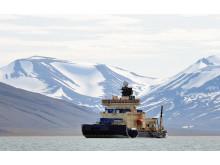 Unik forskningsexpedition studerar Antarktis ekosystem