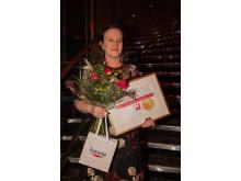Årets Hjältemappie 2016 Astrid Börjesson