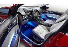 Ford Edge Concept ble første gang vist i Barcelona 5. des.