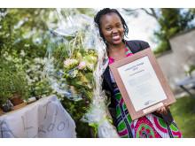 Rachael Mwikali Mueni - De fattigas lobbyist 2016