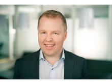 Konserndirektør Stig Tore Laugen