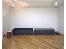 Fattig kunst – rik arv. Miroslaw Balka, 60 x 20 x 14, 191 x 61 x 54, 191 x 61 x 54, Ø 30 x 44, 1992