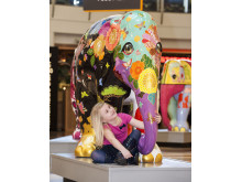 Elephant Parade makes debut visit to Scotland