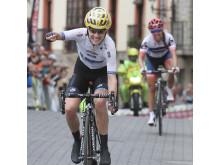 Emma Johansson, en av Sveriges främsta cyklister, kommer till Cykelmässan. Foto: Picasa