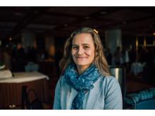 Gina Scholz, kommunikasjonsrådgiver i NSB Persontog