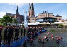 Uppsala Triathlon 2016