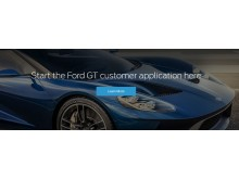 Ford GT application - UK