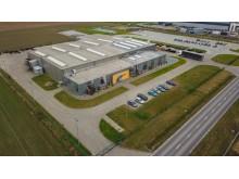 Utbyggingen av Engcons fabrikk i Polen ferdig og innviet