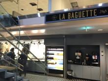 La Baguette åpnet på Oslo lufthavn