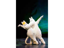 Comet in Moominland ballet by Finnish National Opera