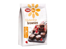 TORO Glutenfrie Brownies
