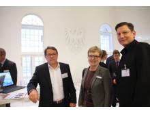 Parlamentarischer Abend in Potsdam am 26. April 2018