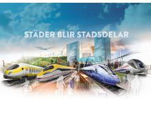 Byggstart Sverige - Städer blir stadsdelar