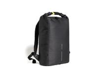 Stöldskyddad ryggsäck med kodlås, frilagd