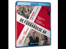 DE FORBANDEDE ÅR, Blu-ray